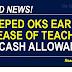 DEPED OKS EARLY RELEASE OF TEACHERS' 5K CASH ALLOWANCE