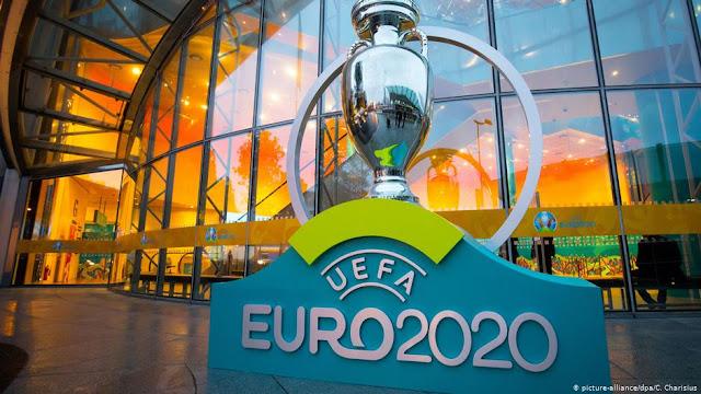 Euro2020 on KTN network channels