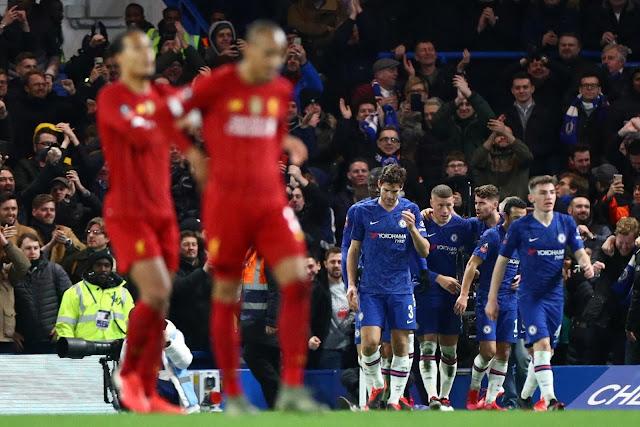 Klopp sau trận thua Chelsea: Xin đừng nhắc đến Watford! 1