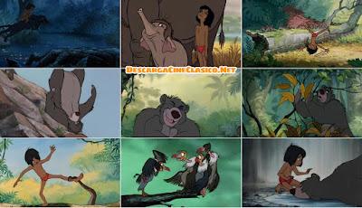 El libro de la selva(Disney) The Jungle Book