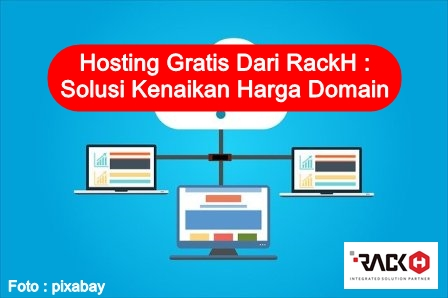 hosting gratis dari rackh