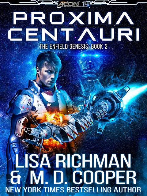 Proxima Centauri: Release Day is here!
