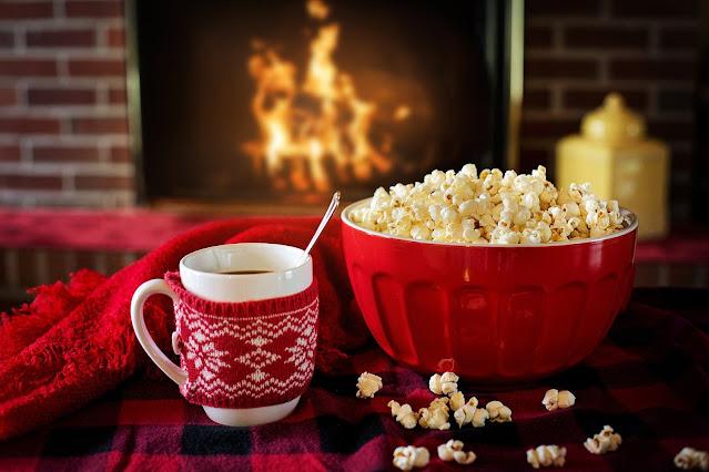 Diabetic snacks: Popcorn.