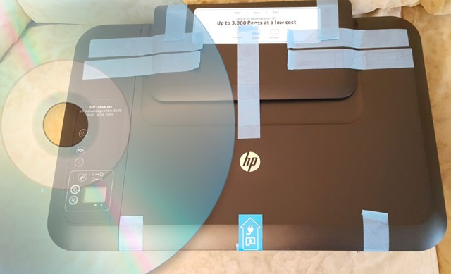 Driver printer HP deskjet Ink advantage Ultra 2529 - Google