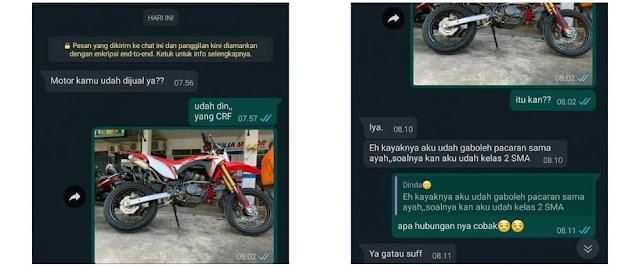 10 Chat Lucu 'Minta Putus' Ini Bikin Ngakak Penuh Drama