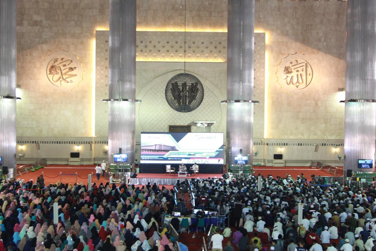 Tarhib Ramadhan Komunitas ODOJ Dibanjiri Ribuan Umat Islam