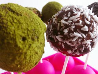 Pop cakes sans gluten et sans lactose