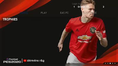 PES 2020 Android Mod ( FIFA 14 Mod ) Season 2019/2020