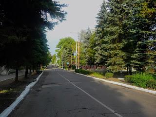 Новогродівка. Вулиці міста