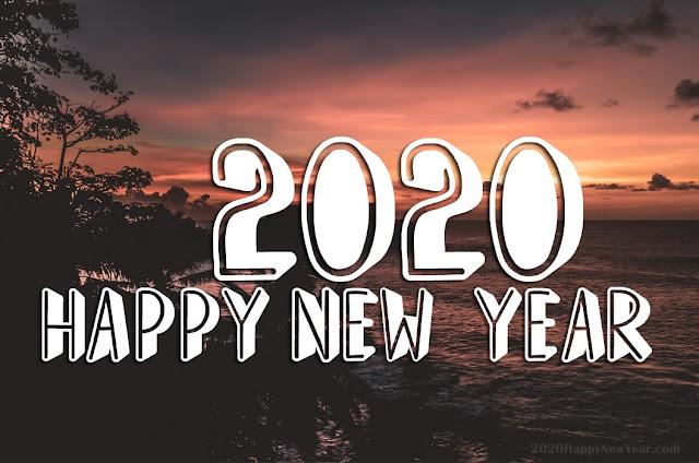 Happy New Year 2020 Wallpaper HD