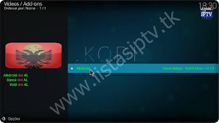 """Como Instalar o Add-on """"Albdroid IPTV"""" no KODI 17 - Canais do Brasil, Portugal e Mais...."""