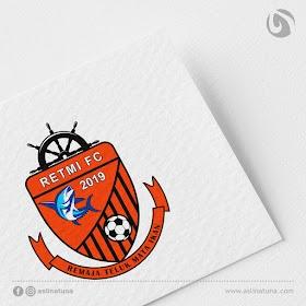 Desain Logo Retmi FC