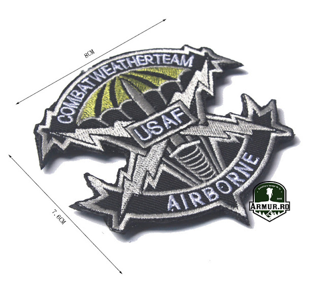 Patch USAF Airborne airsoft