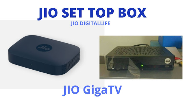 JIO SETTOP BOX, JIO TV, JIO DTH
