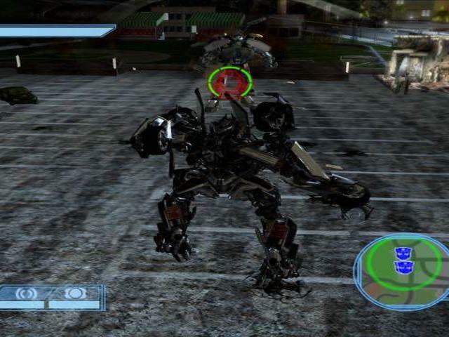 Transformers: The Game (2007) PC Full Español