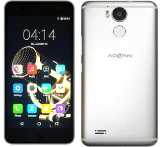 Cara Flashing Firmware Advan G1 Mudah