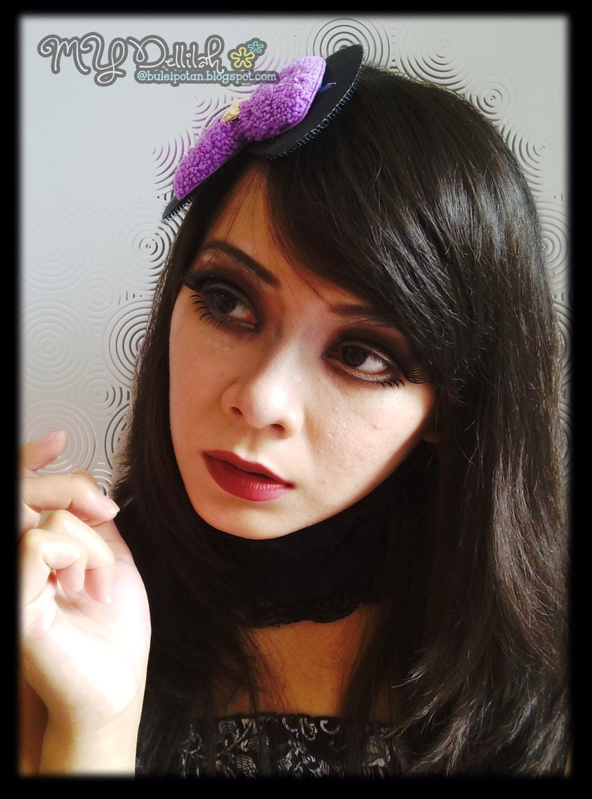 GOTHIC LOLITA DOLL INSPIRED MAKE UP