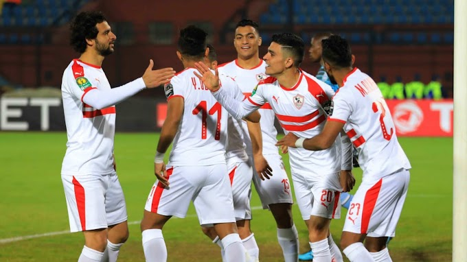 Watch match between Zamalek VS Egypt Al-Maqasa, live broadcast today, on 22-06-2021 in the Egypt Cup
