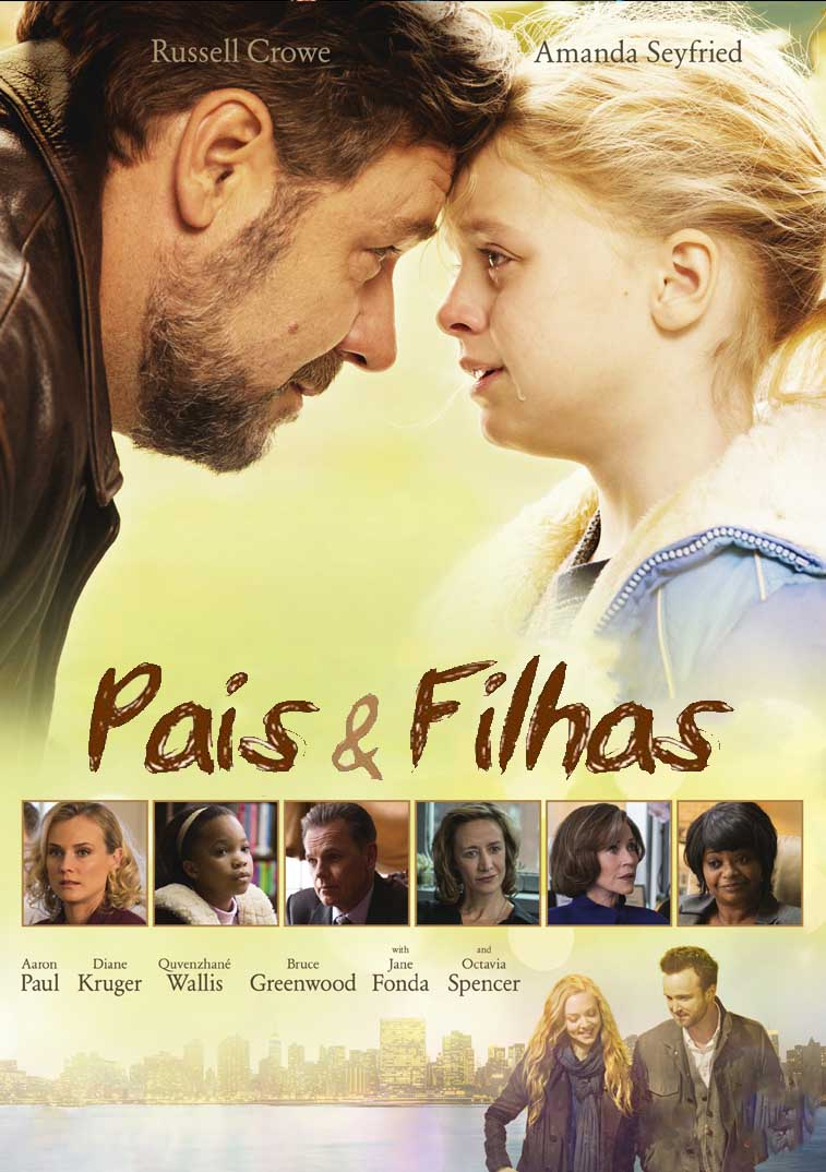 Pais e Filhas Torrent – BluRay 720p e 1080p Dublado (2016)