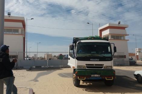 مهنيون يطالبون بوحدة صحية لحماية السائقين المغاربة بالكركرات