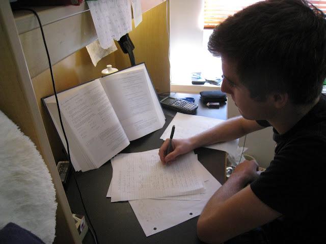 Como estudar para uma prova?