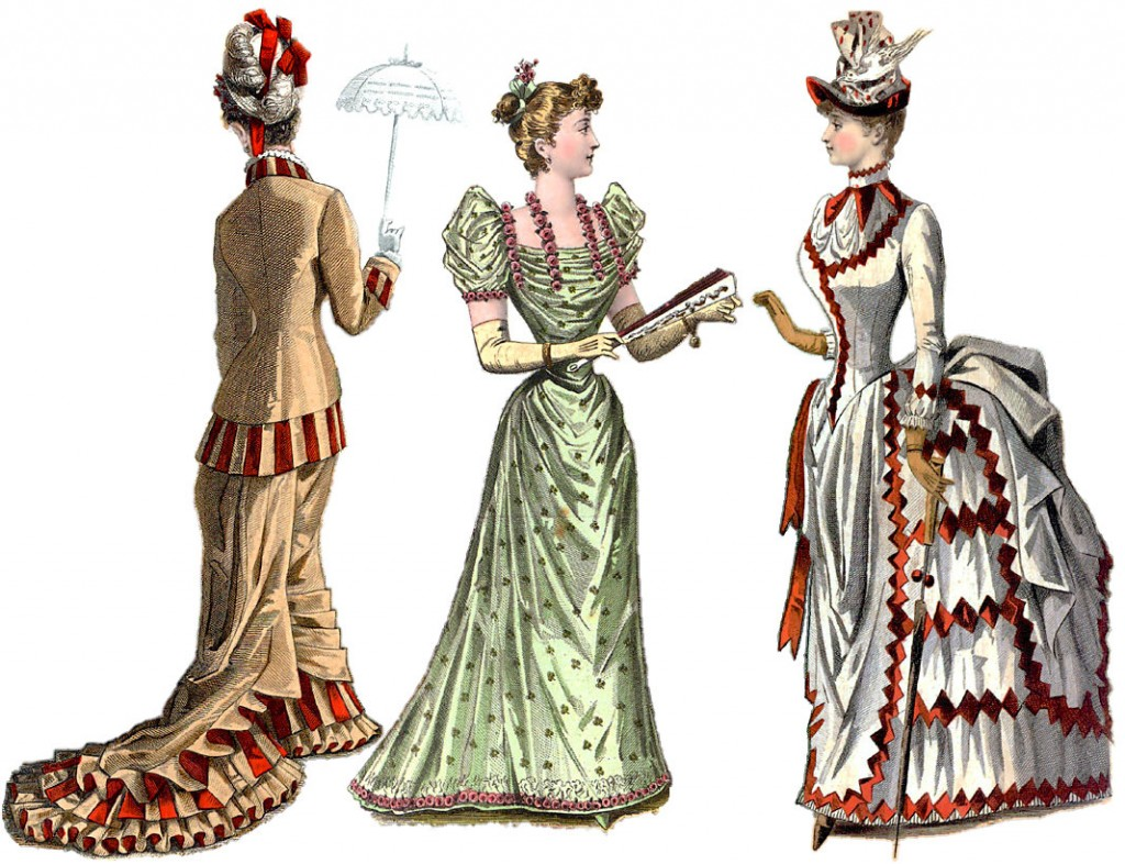 Women Fashions Of The Victorian Era From Hoop Skirts To Bustles 1837 - 1901 Bellatory