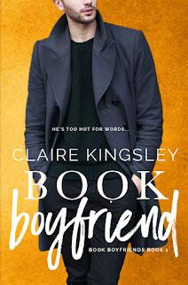 Book Boyfriend by Claire Kingsley