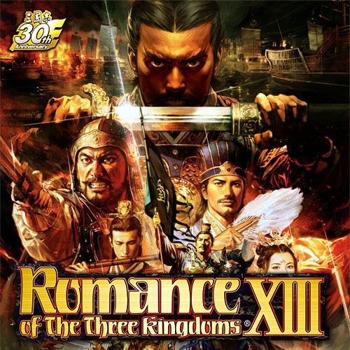 Romance Of The Three Kingdoms 13 - English