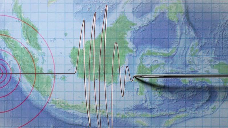 Kebumen Dilanda Gempa Bumi Magnitudo 3,4