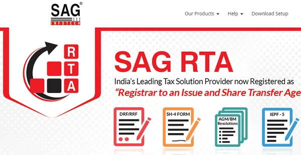 Jaipur, Rajasthan, SAG Infotech, Tax Software, SAG-RTA, Business News, Jaipur News, Rajasthan News