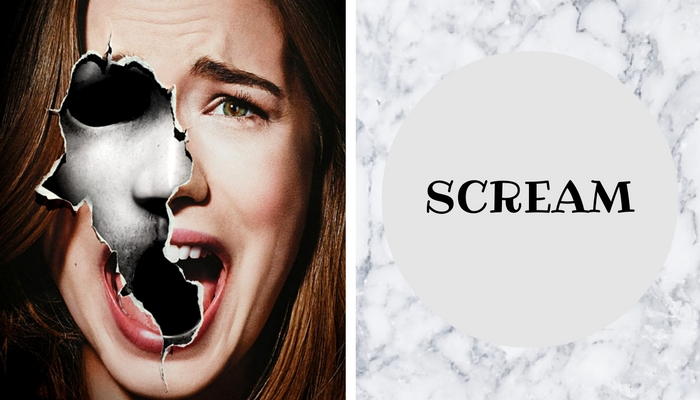 #Scream #Netflix #Horror