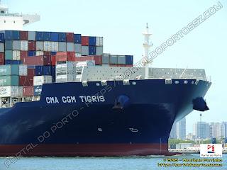 CMA CGM Tigris