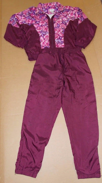 Women's Vintage Lavon Snow Pant's & Jacket Sz M  Purple
