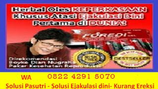 Foredi Lampung Obat Ejakulasi Dini Distributor Resmi Toko Abe Lampung