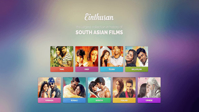 einthusan Watch latest HD Movies Tamil, Telugu, Malayalam, Bollywood & Hollywood Movies Online for free