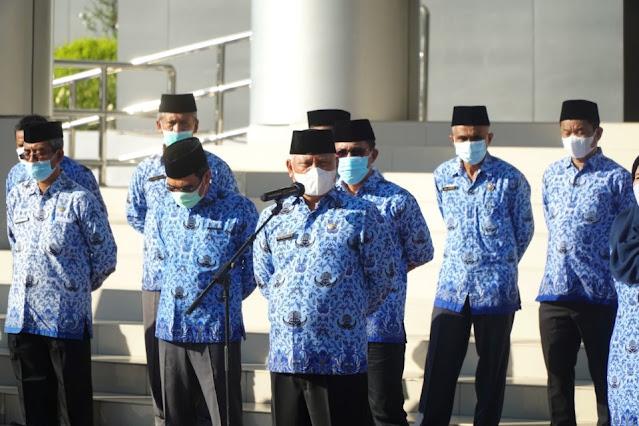 Ramadhan pergi, Bupati Lotim : Mari lanjutkan puasa!