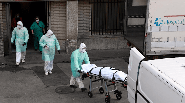 Spain is already the second country in the world with the most fatalities due to the coronavirus after Italy. The Spanish Ministry of Health confirmed this Wednesday that the number of deceased amounts to 3,434, after 738 deaths were registered in the last 24 hours.