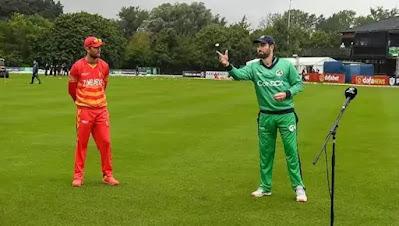 Cricket Highlights - Ireland vs Zimbabwe 3rd ODI 2021