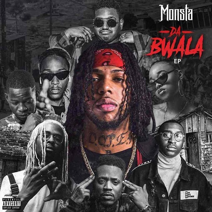 Monsta Feat. Mané Galinha & LipeSky - Vim Da Bwala (Prod. Teo no Beat)[2019 DOWNLOAD]