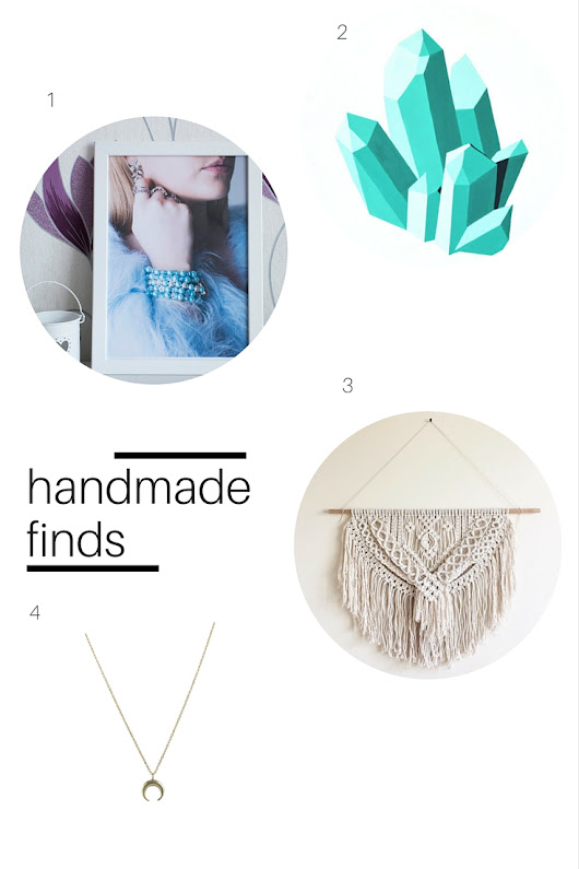 Handmade Finds - June