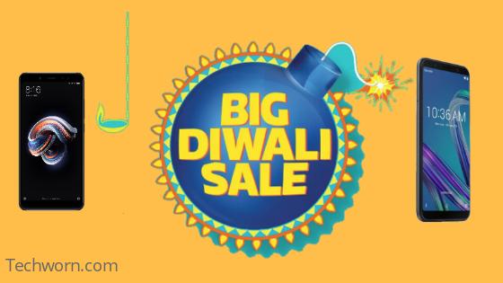 Flipkart Big Diwali Sale from Nov 1