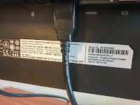 HP EliteDisplay E243i monitor
