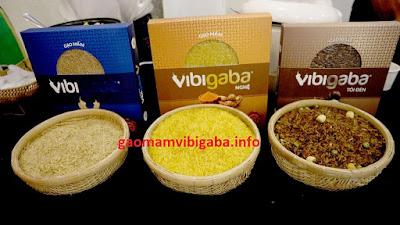 TPHCM Mua gạo mầm Vibigaba ở đâu
