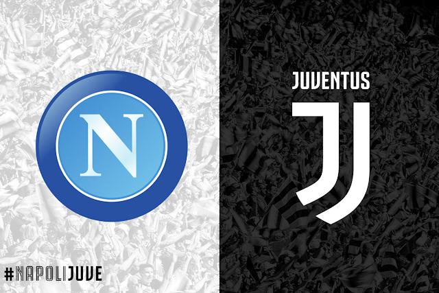 يوفينتوس يحل ضيفا ثقيلا على نابولي في الدوري الإيطالي قمة الأسبوع الواحد والعشرين في إيطاليا