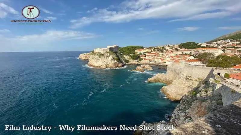 صناعة السينما - لماذا يحتاج المخرج إلى مخزون لقطات