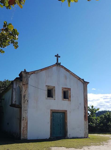 Igreja Nossa Senhora da Conceição em Paraty-Mirim