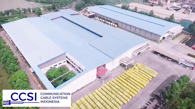 Lowongan Kerja PT Communication Cable Systems Indonesia Tbk (CCSI) Cilegon