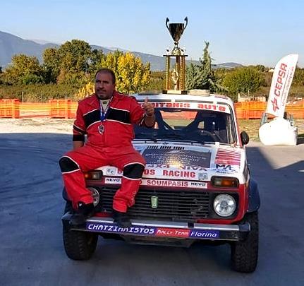 Η συμμετοχή του Τάσου Χατζηχρήστου Chatzichristos Racing Team Florina στην 3η Δεξιοτεχνία Βελβεντού