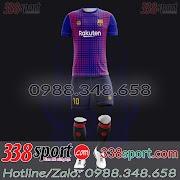 Mẫu áo Messi mặc cho mùa giải 2019 2020