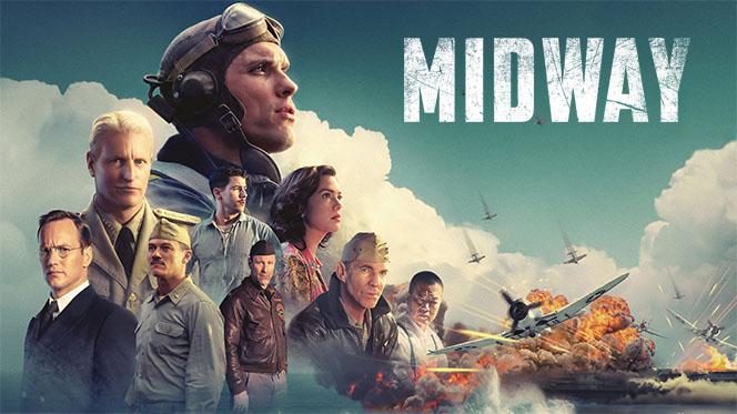 Midway: Batalla en el Pacífico (2019) HDRip 720p Latino-Ingles